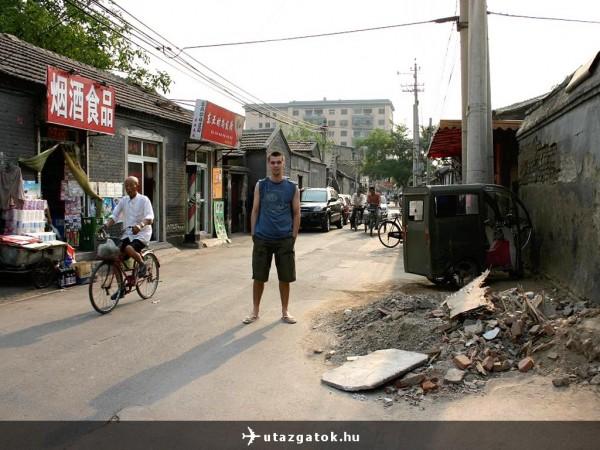 Sikatorok Pekingben