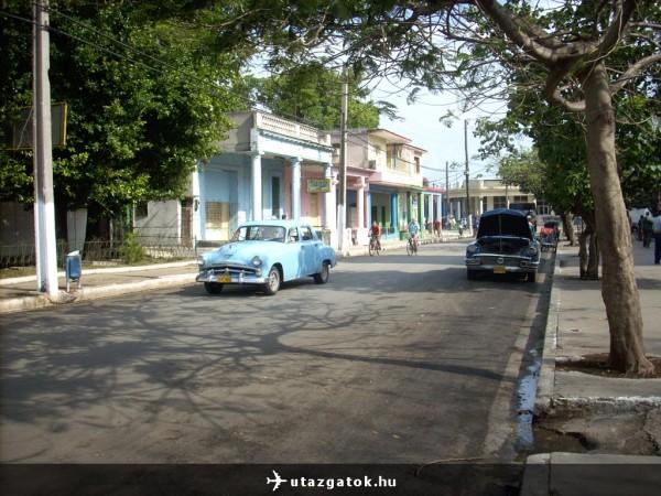 Güines városka