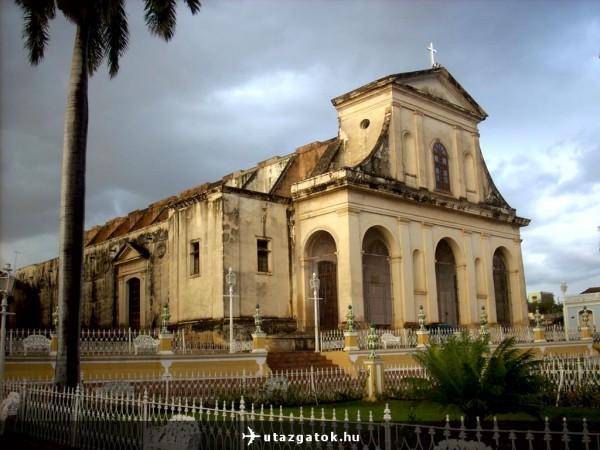 Trinidad főtér