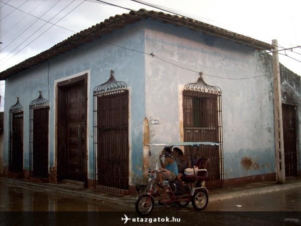 Trinidad városka