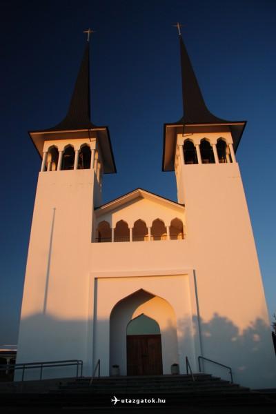 Templom Reykjavikban