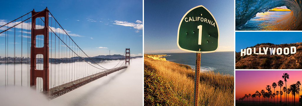 Kalifornia túra