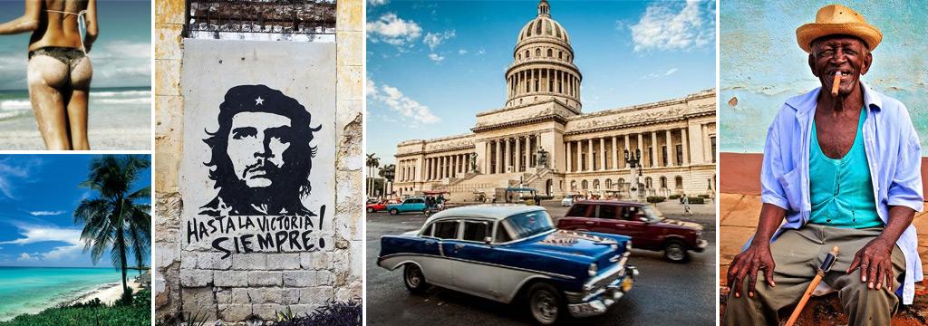 Időutazás a szocialista Kubában