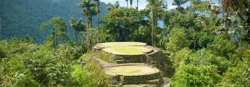 Elveszett Város túra, Kolumbia