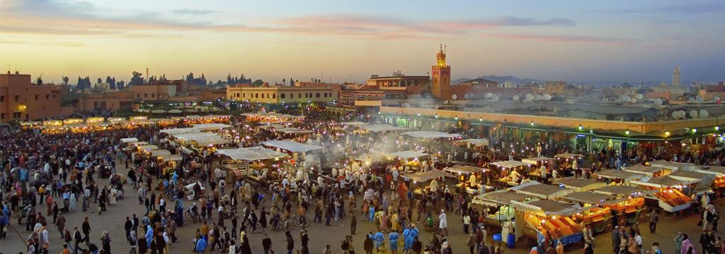 Egy kis Marokkó: Marrakesh
