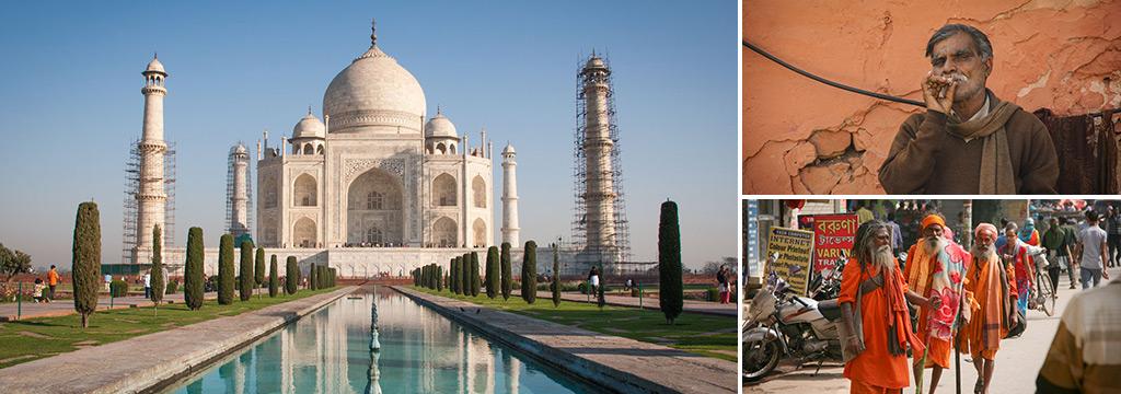 India, a világ legszínesebb országa