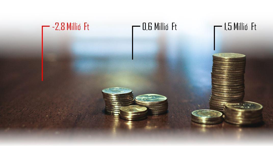 Havi 250 ezertől az 1,8 millióig: mitől függ egy informatikus fizetése?